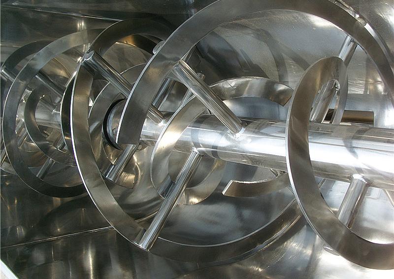 螺带混合机