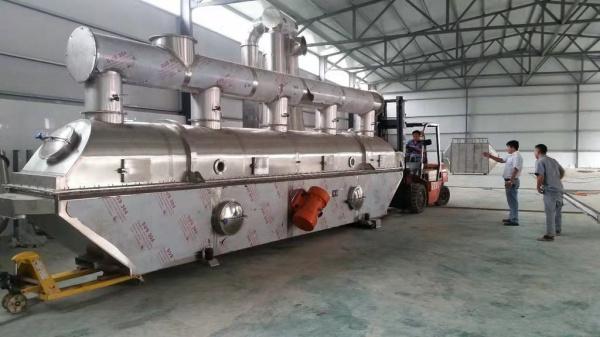 威海振动流化床干燥机